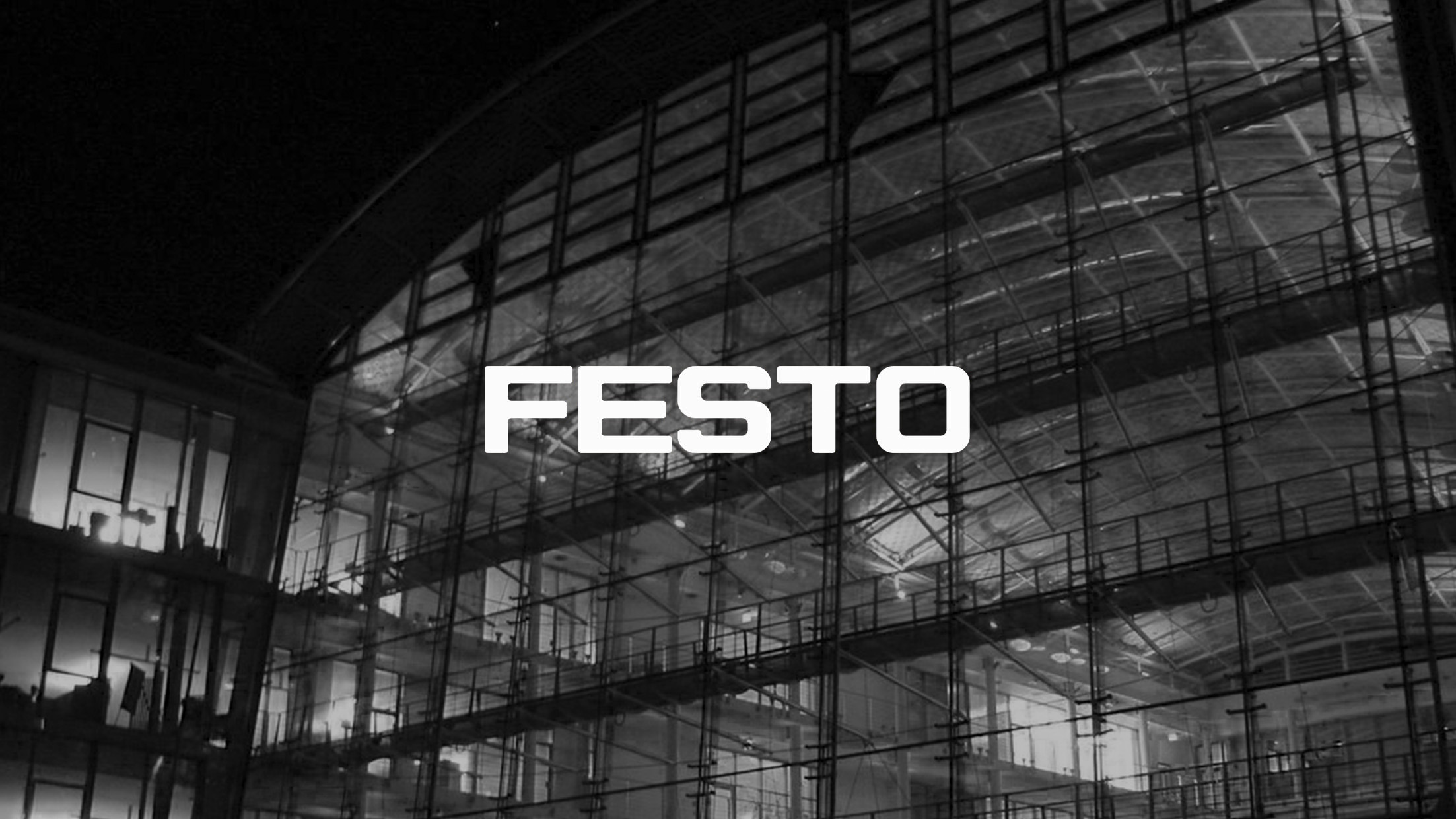 FESTO Design / Designed by Ben Biazar